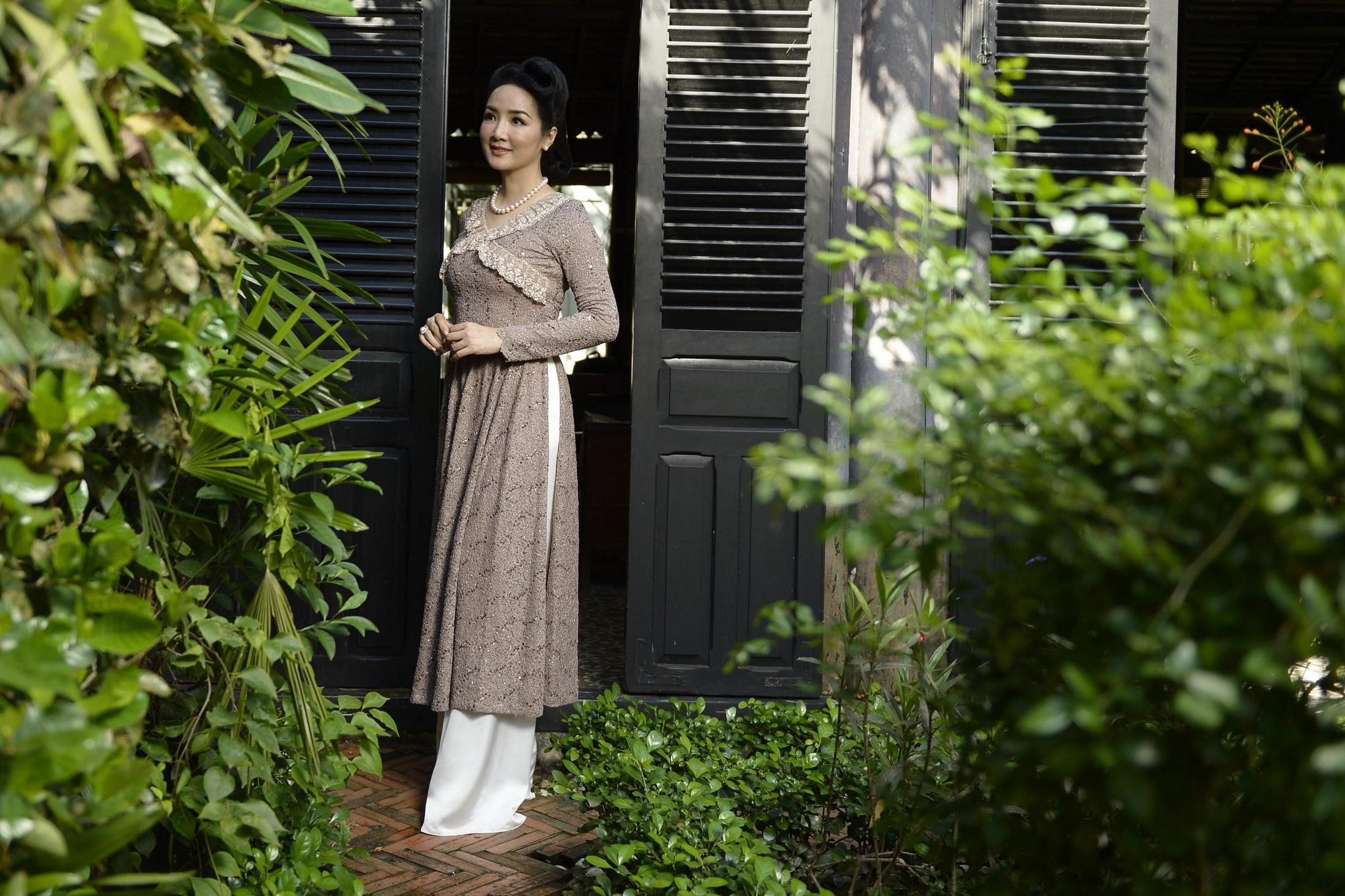 áo dài Việt Nam