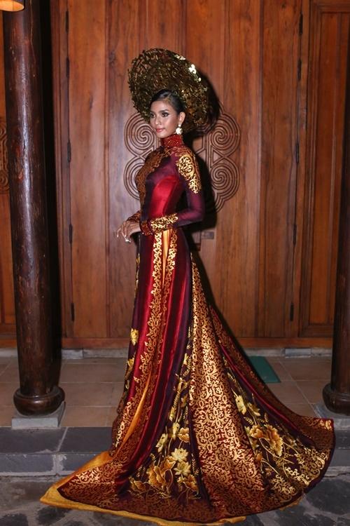 Áo dài Việt Nam đẹp nhất