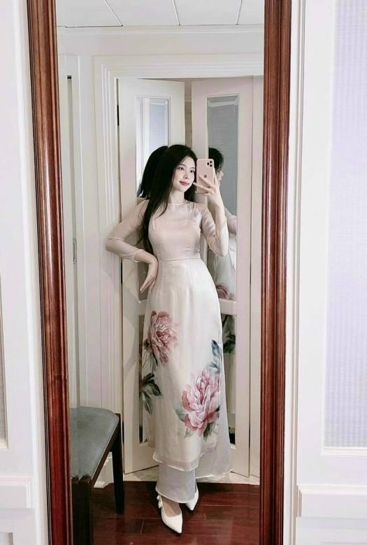 áo dài cách tân đẹp